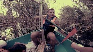 Староминская Амазонка часть 4(Это очередная 4я серия наших путешествий по Староминской Амазонке реке