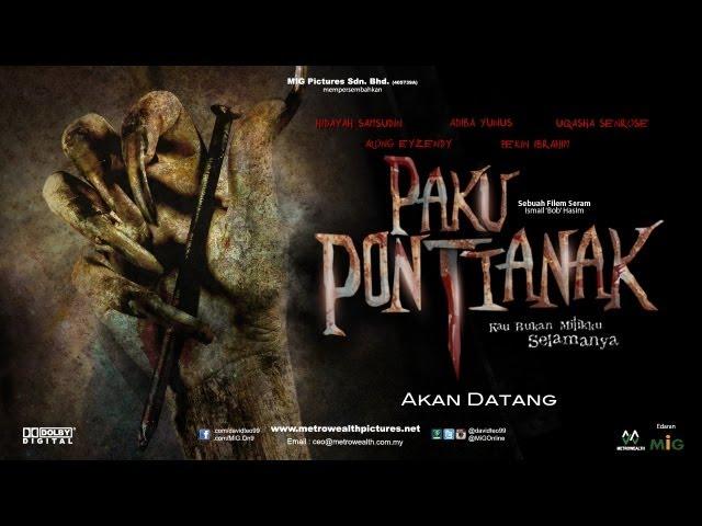Paku Pontianak Official Teaser Trailer (22 Ogos 2013)