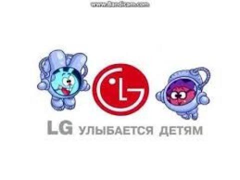 Смешарики в космосе.Реклама LG. - YouTube