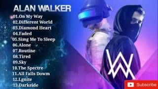 Download lagu Top 13 popular songs Alan Walker PUBG Mobile