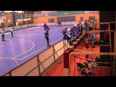 Cadets Villard-Bonnot vs Collégien 1/2 finale 2012 Zone 3