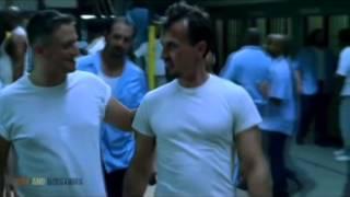 T bag Prison Break clip