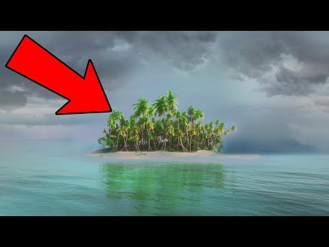 8 Most Mysterious Islands You've Never Heard About
