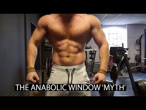 The REAL Anabolic Window, Carbohydrate timing and Counting Steps For Health