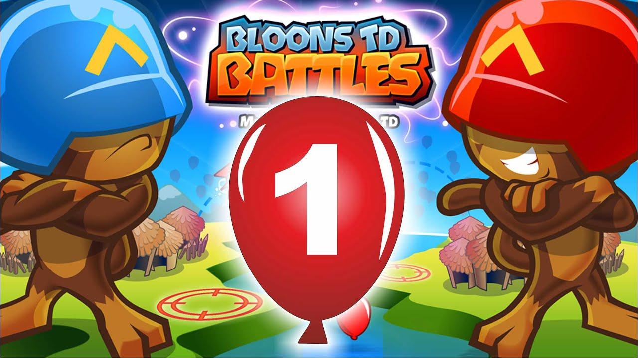 Bloons Td Battles 5