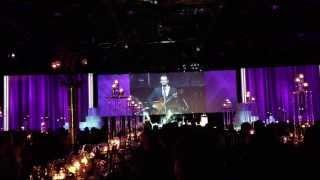 Curtis Newton singing 'Hotel Winnipeg'. A hilarious tribute.