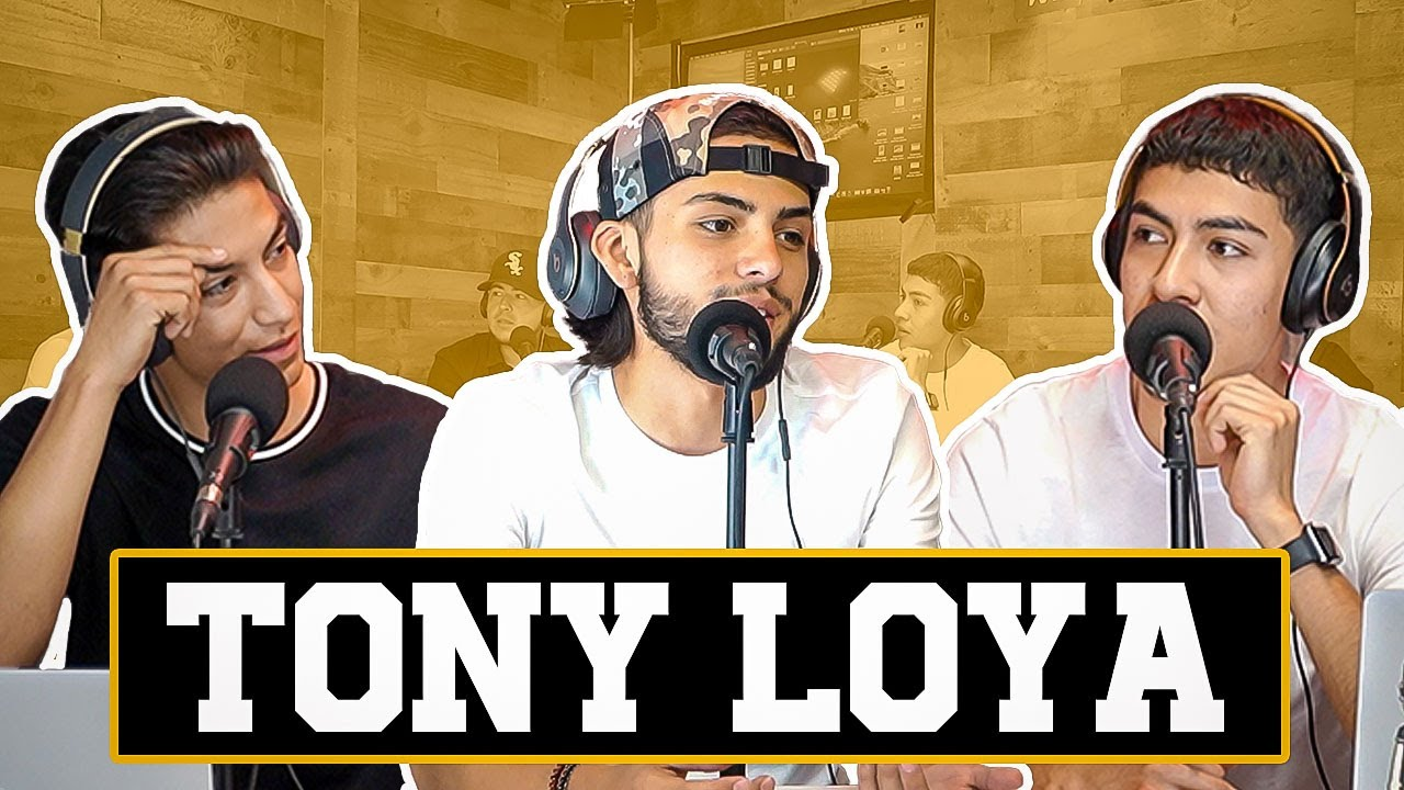 Download TONY LOYA TELLS US WHAT HAPPENED AFTER HE GOT ROBBED - AGUSHTO PAPA PODCAST EP.16
