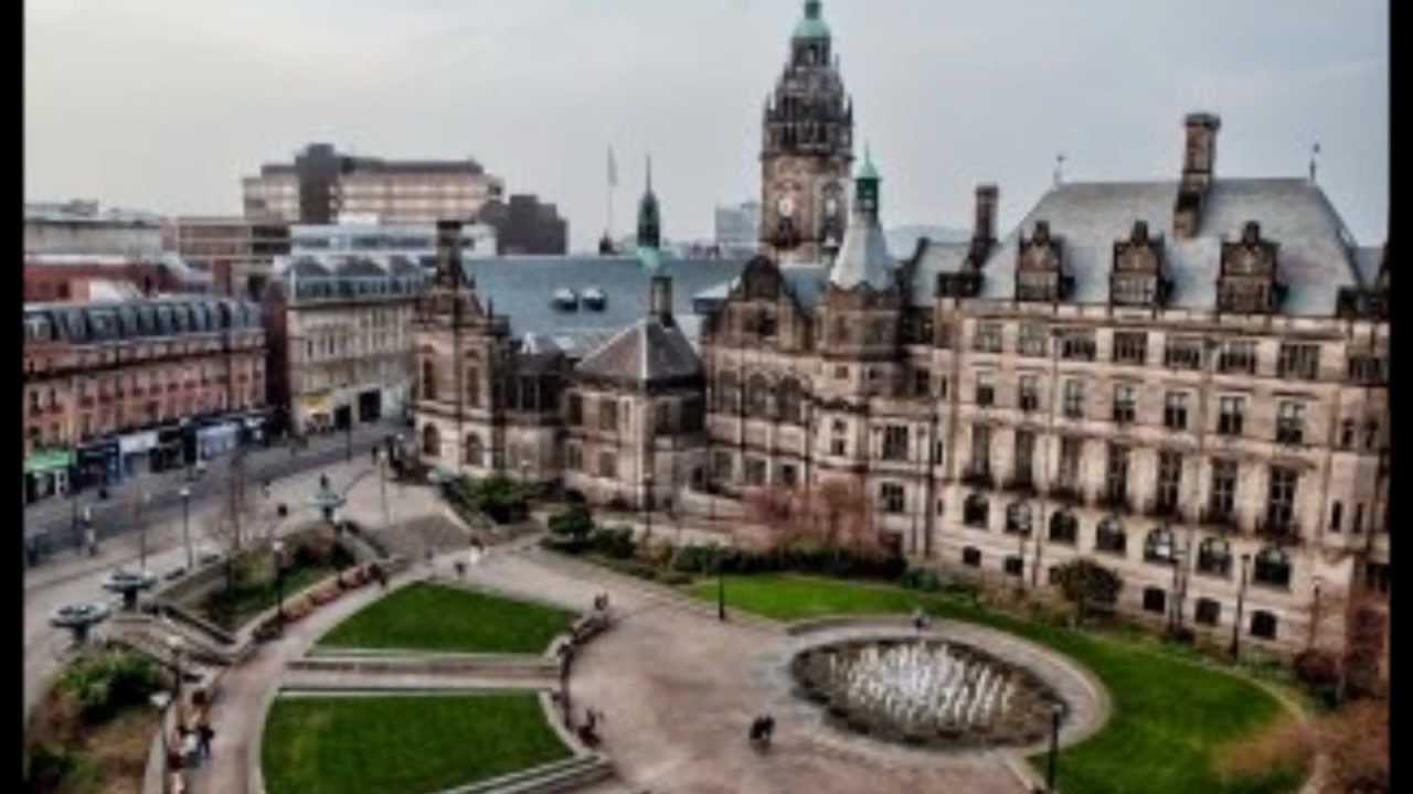 Pictures Of Sheffield Old And New Youtube