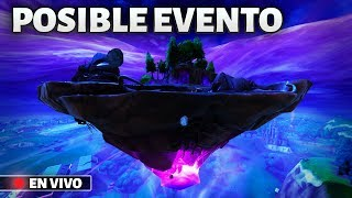🔴 Esperando Posible Evento De La Isla Flotante - Fortnite