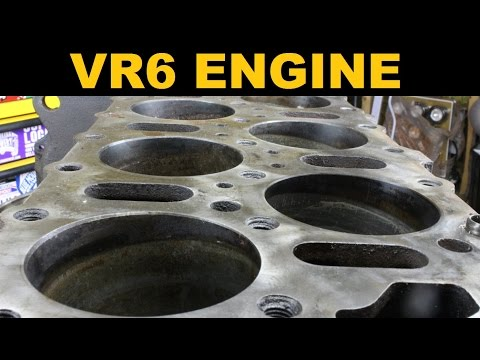 VR6 Engine - Explained