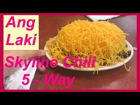 Skyline Chili 5-way | Famous in Cincinnati Ohio