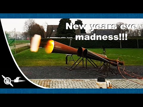 Vortex Cannons-new Years Eve Madness!!!