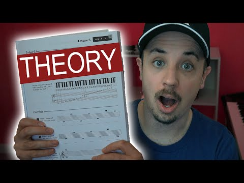 You Need to Know This Basic Music Theory : Pitches, Rhythm, and Keys