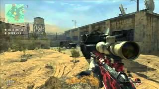 "MW3 [8] Sniper Clip: ""OH MY GOD HE"