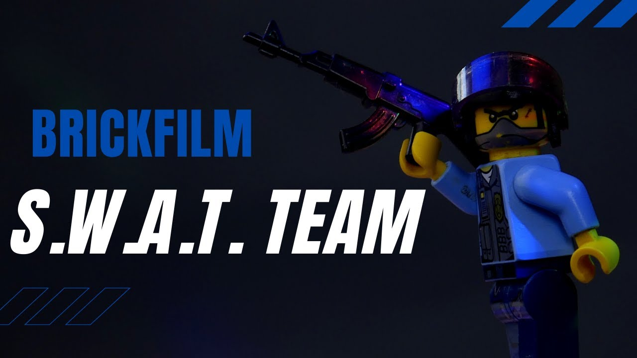Download LEGO® S.W.A.T. Team - Great Escape [Brickfilm Stop Motion animation]