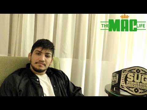 Dillon Danis discusses Submission Underground 3 victory