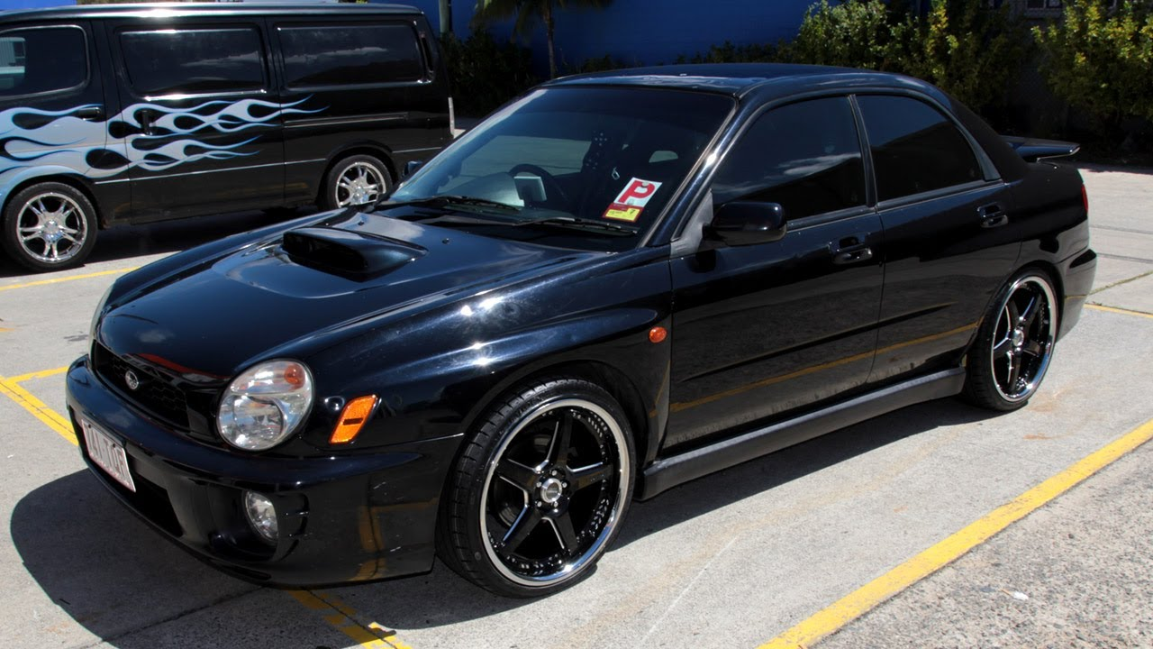 19 inch wheels on wrx