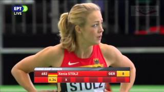 Long Jump - Women - Portland 2016 - IAAF - World Indoor Championship