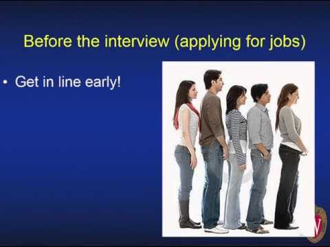 How to Convert an Interview into a Job Offer