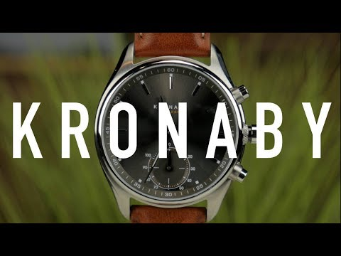 Kronaby Hybrid Smartwatch Review