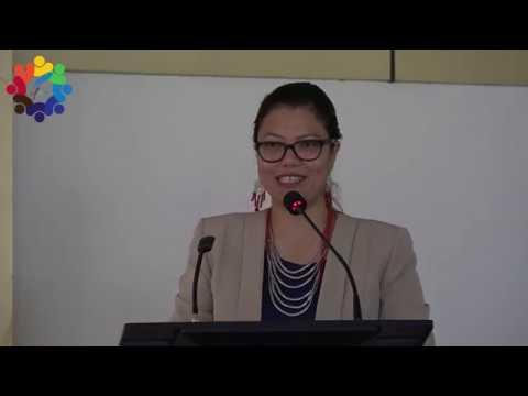 Dr. Jumyir Basar | Prof Rajiv Gandhi University, Arunachal | Gyan Sangam 2018