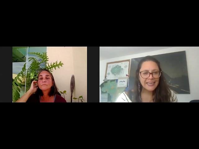PAPO COM A LIGA: manguezais com Marilia Lignon