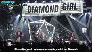 CNBLUE - Diamond Girl ( Live ) [legendado pt]