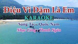 Điệu Ví Dặm Là Em ( Toe Nam ) - Karaoke Nhạc Sống Thanh Ngân