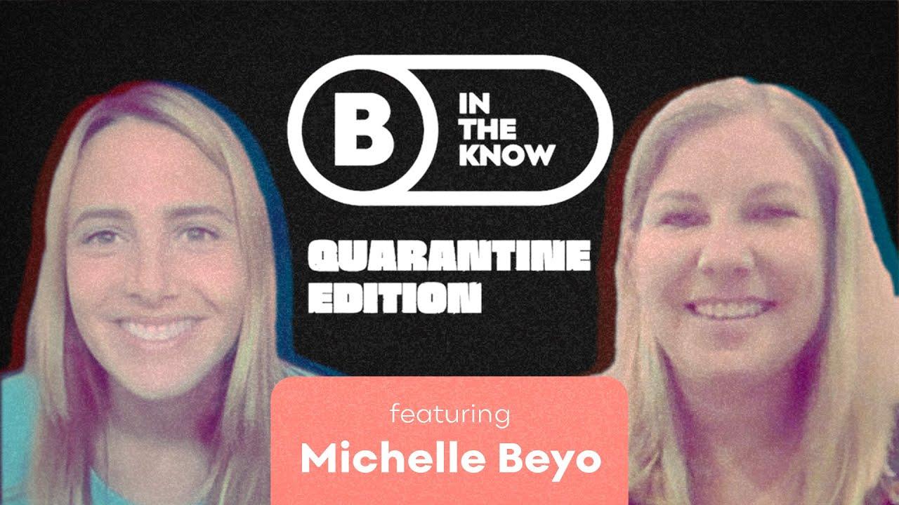 #BinTheKnow with Michelle Beyo II #Quarantine Edition