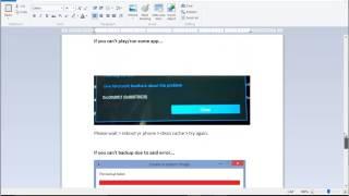 Fix error code 0X80070020 when upgrading to Windows 10/Phone, backing up Windows