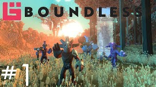 Saturday Stream   Boundless Gameplay   PC   Part 1