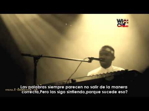 Frank Ocean I Miss You (Subtitulada Español) Cover