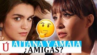 ¿Se llevan mal Aitana y Amaia Romero? La prueba definitiva de que podrías estar equivocado