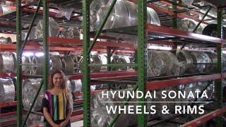Factory Original Hyundai Sonata Wheels & Hyundai Sonata Rims – OriginalWheels.com