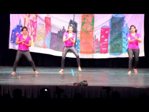 Cinema Choopista Mama Dance Medley from HTA - Sangamam 2014
