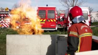 Centre de formation des sapeurs-pompiers de la Loire
