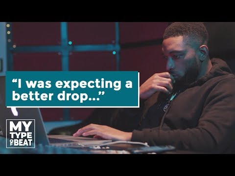 Big Tobz Reacts To His 'Type Of Beats' - Ep.3 | Link Up TV
