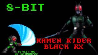 8-Bit Kamen Rider RX