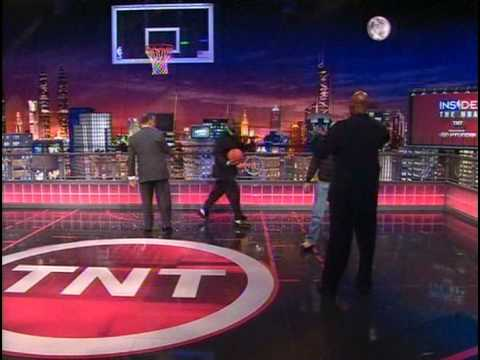 Karl Malone on TNT