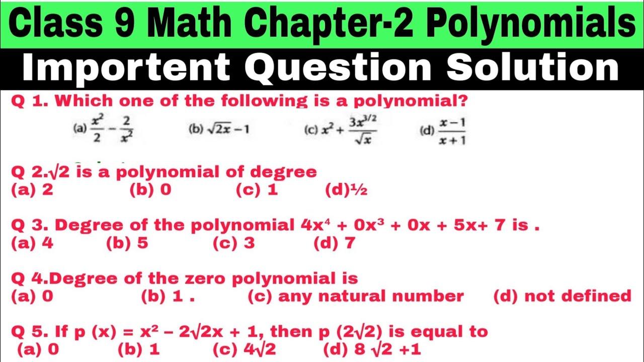 Course: Mathematics - Class 9 [ 720 x 1280 Pixel ]