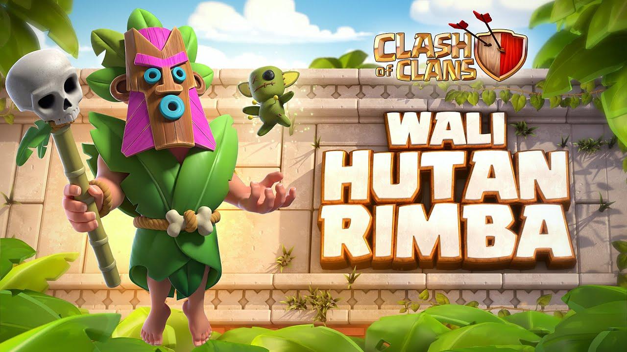 Wali Hutan Rimba (Tantangan Musim Clash of Clans)
