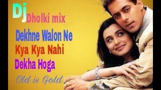 Dekhne Walon ne Kya Kya nahi dekha hoga full song|| Alka Yagnik & Udit Narayan||