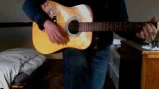 BOB MARLEY AFRICAN HERBSMAN  acoustic cover 2