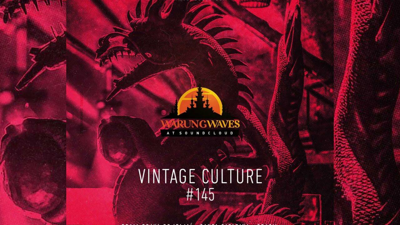Vintage Culture @ Warung Waves #145