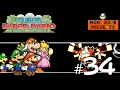 Let's Play! - Super Paper Mario Episode 34: Chunk Up