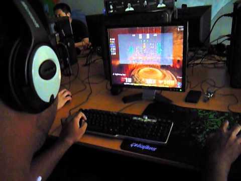 kcB @ ESA11 Quake 3 Tournament, Autumn 2012