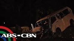 TV Patrol: 2 patay sa salpukan ng trak, van sa Antipolo