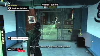 Watch Dogs First Mission Gameplay on Gtx 760