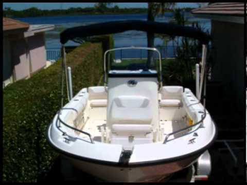 Boston Whaler Center Console 210 Outrage yacht For Sale