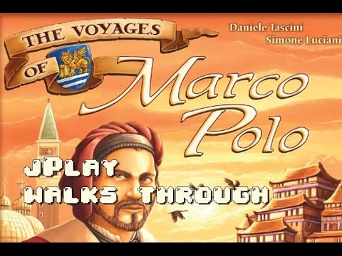 jPlay - Walkthrough of The Voyages of Marco Polo - YouTube